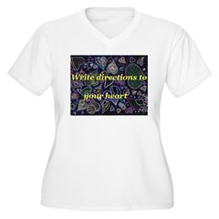 Directions to your Heart T-Shirt