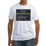 Directions to your Heart Fitted T-Shirt