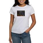 Tell a joke to a cat Women's T-Shirt