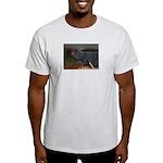 Tell a joke to a cat Light T-Shirt