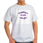 Everything is Do-able Light T-Shirt