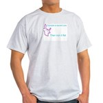 Crumple a Sacred Cow Light T-Shirt