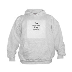 Toy with your thoughts Hoodie