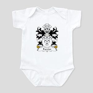 Farrier Family Crest Infant Bodysuit
