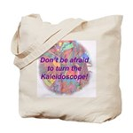 Kalaidoscope Tote Bag