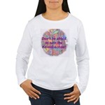 Kalaidoscope Women's Long Sleeve T-Shirt