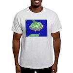 Bent Sunflower (blue) Light T-Shirt