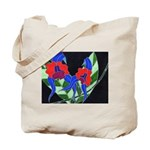 Twin Orchids Tote Bag