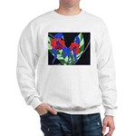 Twin Orchids Sweatshirt