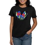 Twin Orchids Women's Dark T-Shirt