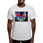 Twin Orchids Light T-Shirt