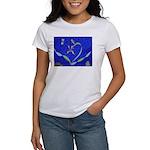 Buddah Orchid Women's T-Shirt