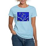 Buddah Orchid Women's Light T-Shirt