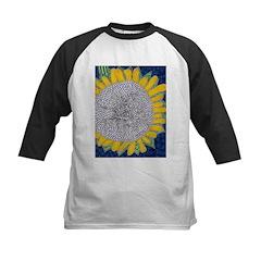 Sunflower Kids Baseball Jersey