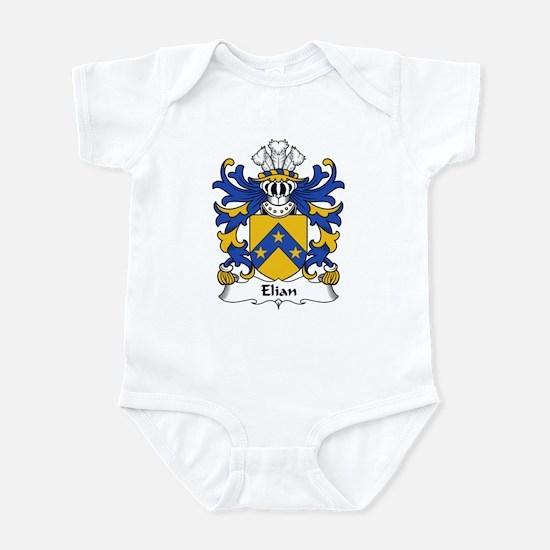 Elian Family Crest Infant Bodysuit