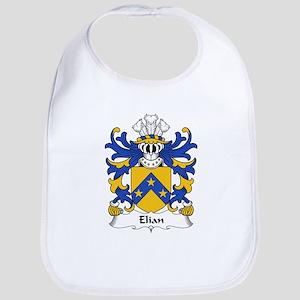 Elian Family Crest Bib