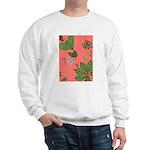 small Botanical (pink) Sweatshirt