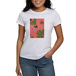small Botanical (pink) Women's T-Shirt