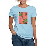 small Botanical (pink) Women's Light T-Shirt