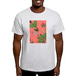 small Botanical (pink) Light T-Shirt