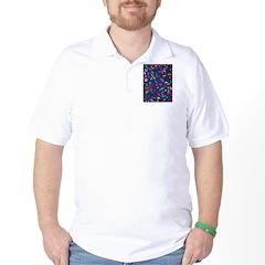 Gift Wrap Golf Shirt