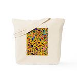 Gift Wrap (yellow) Tote Bag