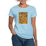 Gift Wrap (yellow) Women's Light T-Shirt