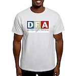 DFA - DEMOCRACY FOR AMERICA Ash Grey T-Shirt
