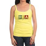 DFA - DEMOCRACY FOR AMERICA Jr. Spaghetti Tank