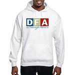 DFA - DEMOCRACY FOR AMERICA Hooded Sweatshirt