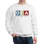 DFA - DEMOCRACY FOR AMERICA Sweatshirt