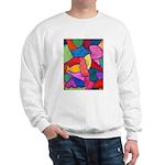 Glass Candy Dish Sweatshirt