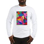 Glass Candy Dish Long Sleeve T-Shirt