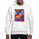 Glass Candy Dish Hooded Sweatshirt