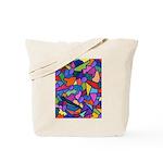 Magic Beans Tote Bag