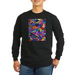 Magic Beans Long Sleeve Dark T-Shirt