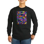 Magic Beans Long Sleeve Dark T-Shirt