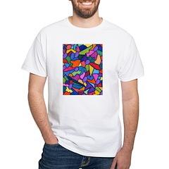 Magic Beans White T-Shirt