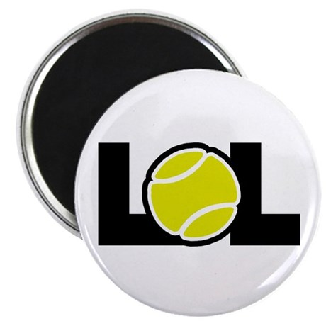 "LOL 2.25"" Magnet (100 pack)"
