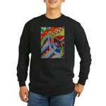 Ginger Jar Long Sleeve Dark T-Shirt
