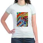 Ginger Jar Jr. Ringer T-Shirt