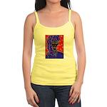Woman in Headress Jr. Spaghetti Tank