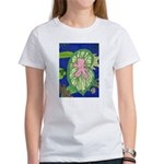 Large Botanical (pink) Women's T-Shirt