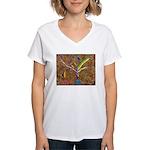 Wild Tree Women's V-Neck T-Shirt