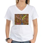 Wild Tree Women's V-Neck T-Shirt