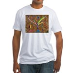 Wild Tree Fitted T-Shirt