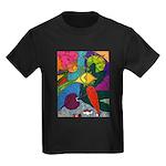 Vegetable Paradise Kids Dark T-Shirt
