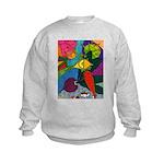 Vegetable Paradise Kids Sweatshirt