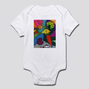 Vegetable Paradise Infant Bodysuit