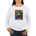Vegetable Paradise Women's Long Sleeve T-Shirt